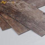 El precio barato de la fábrica de madera resistente PVC plástico PVC Baldosa