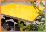 Легкий вес декоративные панели, A2 класс пожара номинальной алюминиевых композитных панелей, акт, акт в мастерской