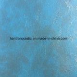 Cuoio sintetico artificiale del PVC dell'Asia per la tappezzeria della mobilia del sofà