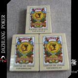 Naipes Spanien kundenspezifische Spielkarte