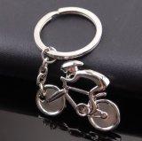 Keyring de la bicicleta del metal para el regalo de la promoción