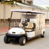 Дешевая оптовая электрическая тележка гольфа с грузом