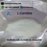 L-Carnitine crue de stéroïdes de perte de poids pour la nutrition et les soins de santé CAS 541-15-1