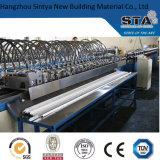 Corredor principal de acero de luz fría máquina de formación de la barra de t