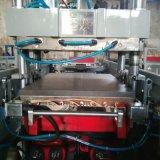 Máquina plástica movida a motor servo de Thermoforming da caixa de almoço da eficiência elevada