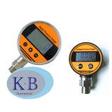 Alimentado por bateria de aço inoxidável de alta precisão 316 Medidores de Pressão Digital de Vácuo/manómetro
