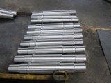 Zoll CNC-Aluminiumlegierung-Teile, die Stahlwelle maschinell bearbeiten