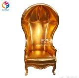 販売Hly-Sf107のためのホテルの家具の女王王良質の結婚式の椅子