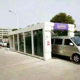 Sistema de lavagem de carros completamente a máquina de lavagem automática