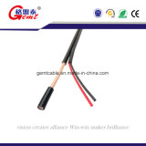 Кабель CCTV сиамских кабель антенный кабель коаксиальный кабель