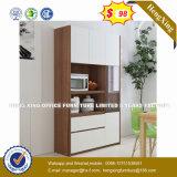 Arquivo de madeira em estilo simples armário sem porta (HX-8NR0910)