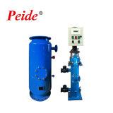PLC het Schoonmakende Systeem van de Buis van het Messing van de Condensator van de Controle voor Warmtewisselaar of Condensator