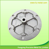 Composant de moulage sous pression pour la ferme partie métallique de la machine