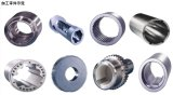 OEM Deel CNC die van de Draaibank van het Metaal Draaiend, het Draaien van het Aluminium de Fabriek van Delen machinaal bewerken,