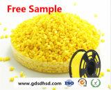 Cítricos ABS amarillo Masterbatch colorante de moldeo por inyección de impresión 3D