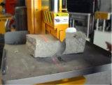 concasseur de pierre de granit de fractionnement de la machine hydraulique/cubes en marbre