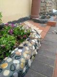 Природные полированного камня Пебл Красной реки по благоустройству//сад во дворе /Пол асфальтирование/земель