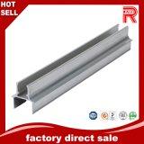 Profils en aluminium/en aluminium d'extrusion pour la balustrade de frontière de sécurité
