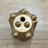 бит кнопки верхнего конца 38mm сплющенный для трудного гранита