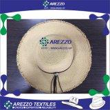 Chapéu de papel da praia da palha das mulheres (AZ021B)