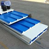 Pannello a sandwich isolato unità di elaborazione ad alta densità del tetto del poliuretano