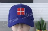 3D刺繍が付いているスポーツのカスタム帽子の競争