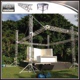 Алюминиевые ступени башни опорных болтами опорную