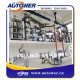 Bras de pression flexible d'ammoniaque liquide