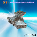 Часть точности экрана Protectional мотора алюминия филируя подвергли механической обработке CNC, котор