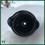 Derby de tuberías de agua recipiente de cristal 10mm 14.4mm 18,8 mm de sombrero negro macho