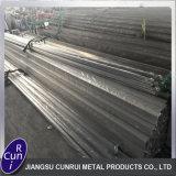ASTM A554 SUS 304 Plaza de acero inoxidable tubo tubo rectangular