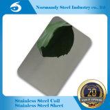Bobine d'acier inoxydable de miroir d'AISI 410 Ba/8K pour la décoration et la construction de vaisselle de cuisine