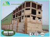 콘크리트 부품 EPS 내화성이 있는 열 절연제 거품 시멘트 샌드위치 벽면