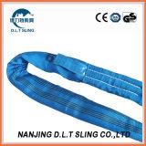 Pesの柔らかい円形網、ウェビングの持ち上がる吊り鎖