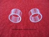 투명한 닦는 석영 유리 반지