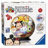 72 rompecabezas de papel de la esfera 3D del rompecabezas Jigsaw/de la inteligencia del globo del PCS 3D