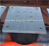 Hot Sale plomb roulement en caoutchouc /l'isolement périphérique pour la construction de ponts