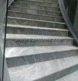 Мрамор естественных Polished Hemes серый для плитки пола/стены