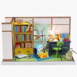 O estilo japonês caçoa a mini casa do brinquedo