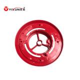 プラスチック注入型および型のカスタム高品質の赤いふた