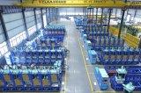 泡のエヴァの自動注入のサーボ・システムが付いている形成の靴機械
