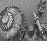 Заливка формы сплава для частей моющего машинаы с ISO