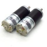 12V 32mm de alto par motor DC reductora planetaria