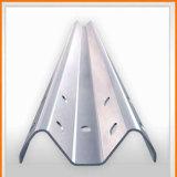 Barrera de caída de la W-Viga de la carretera del estándar de ISO de la alta calidad