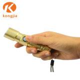 Масштабируемые USB аккумулятор карманным фонариком мини-фонарик
