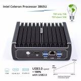 El mejor equipo de Mini ITX casos Kabylake NIC Intel procesador i3 de 6 puertos LAN del router WiFi Linux pfsense