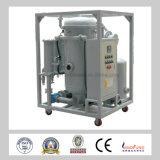 Unidad de regeneración de aceite de transformador Lbz