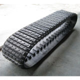 Het RubberSpoor van de goede Kwaliteit voor PT50 Laders Terex