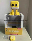 Robot van het Stuk speelgoed van de Jonge geitjes Humanoid van Cubee F9 de Slimme Intelligente