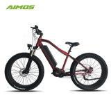 36V 250W 1000W neumático Fat bicicleta eléctrica de la Unidad intermedia